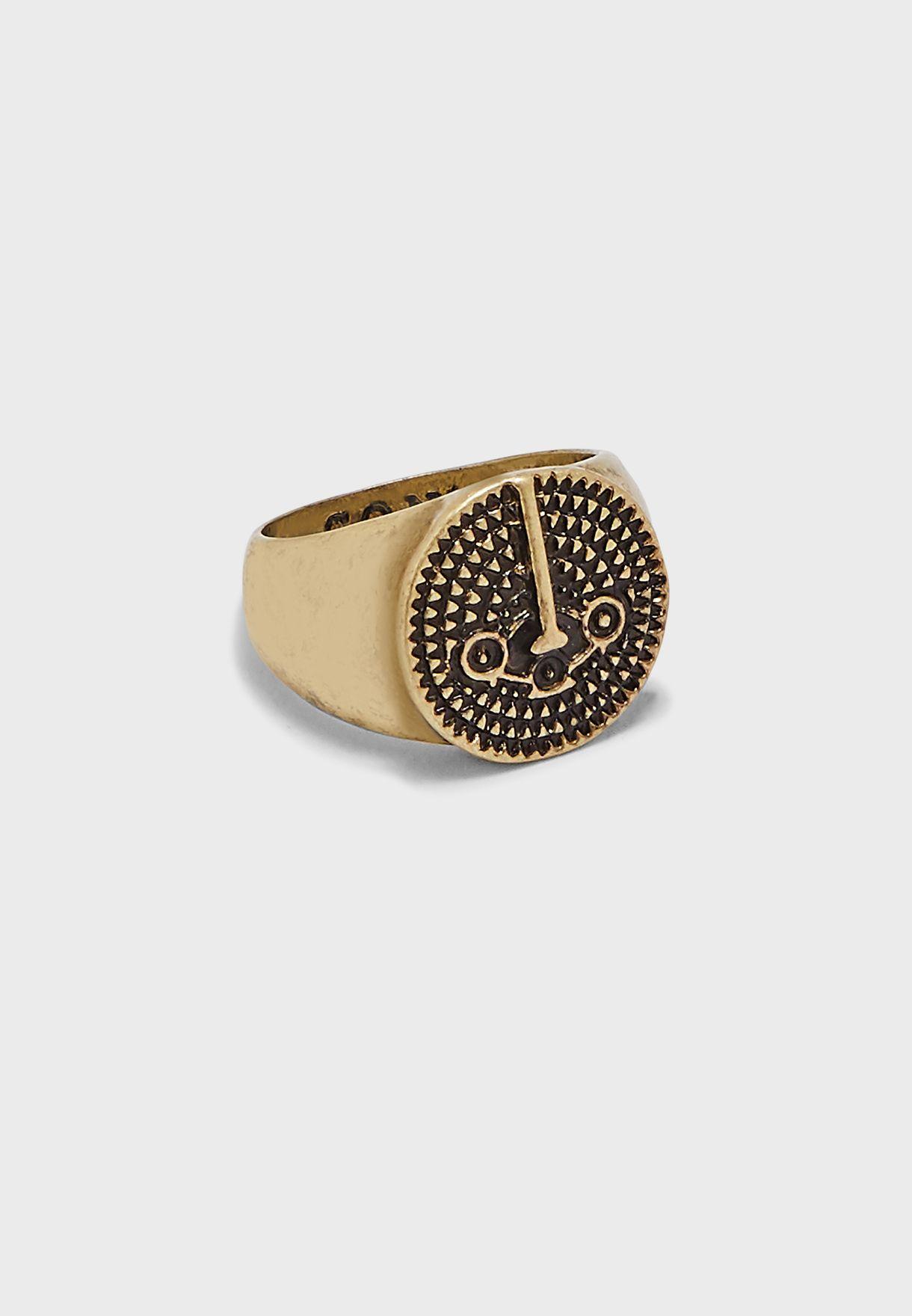 Bobo Signet Ring