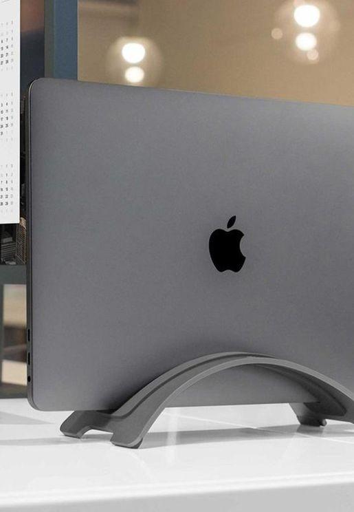 Vertical Bookarc Macbook Stand