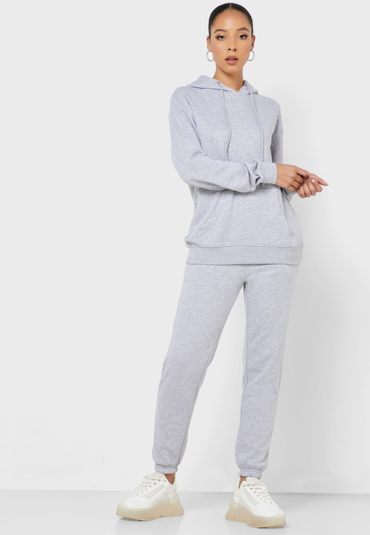Classic Hoodie & Joggers Set Co Ord