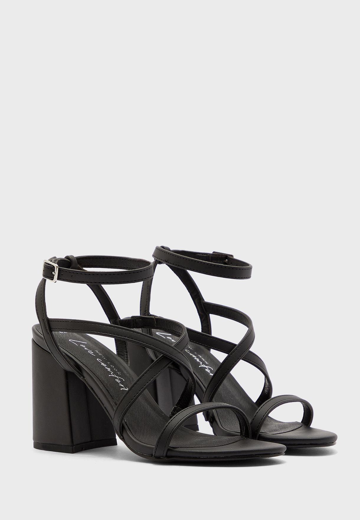 Woona Block Heel Sandal