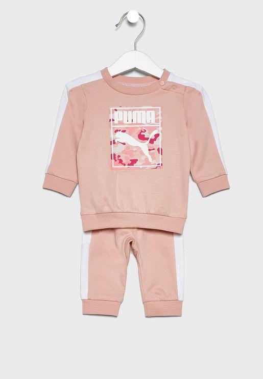 Infant Minicats T7 Set