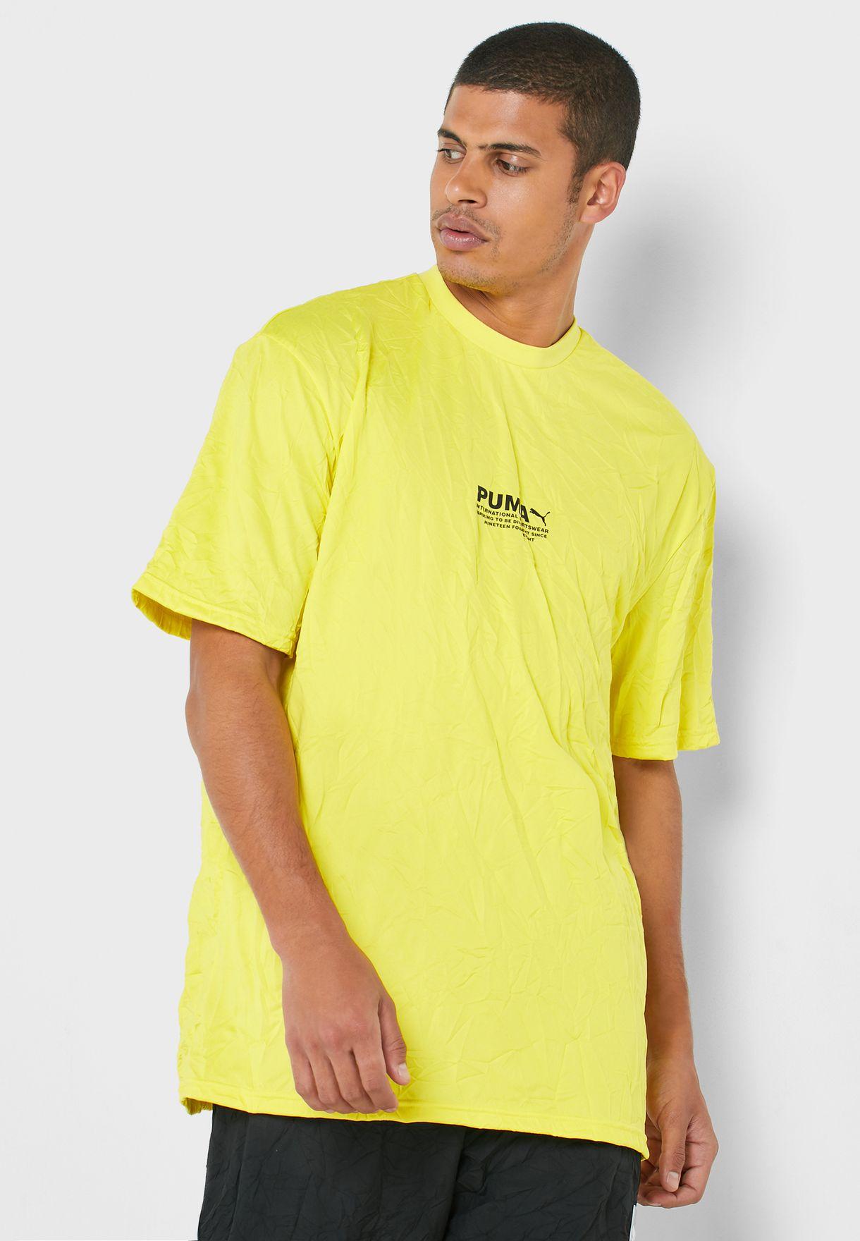 Avenir Crinkle T-Shirt