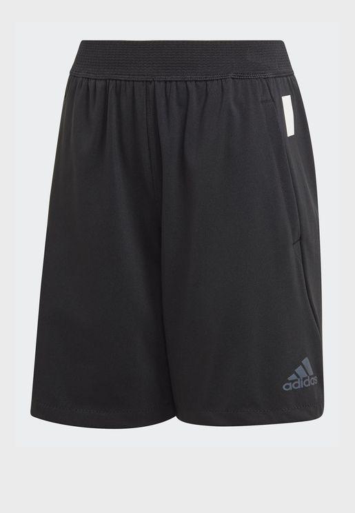 Youth Heat Ready Shorts