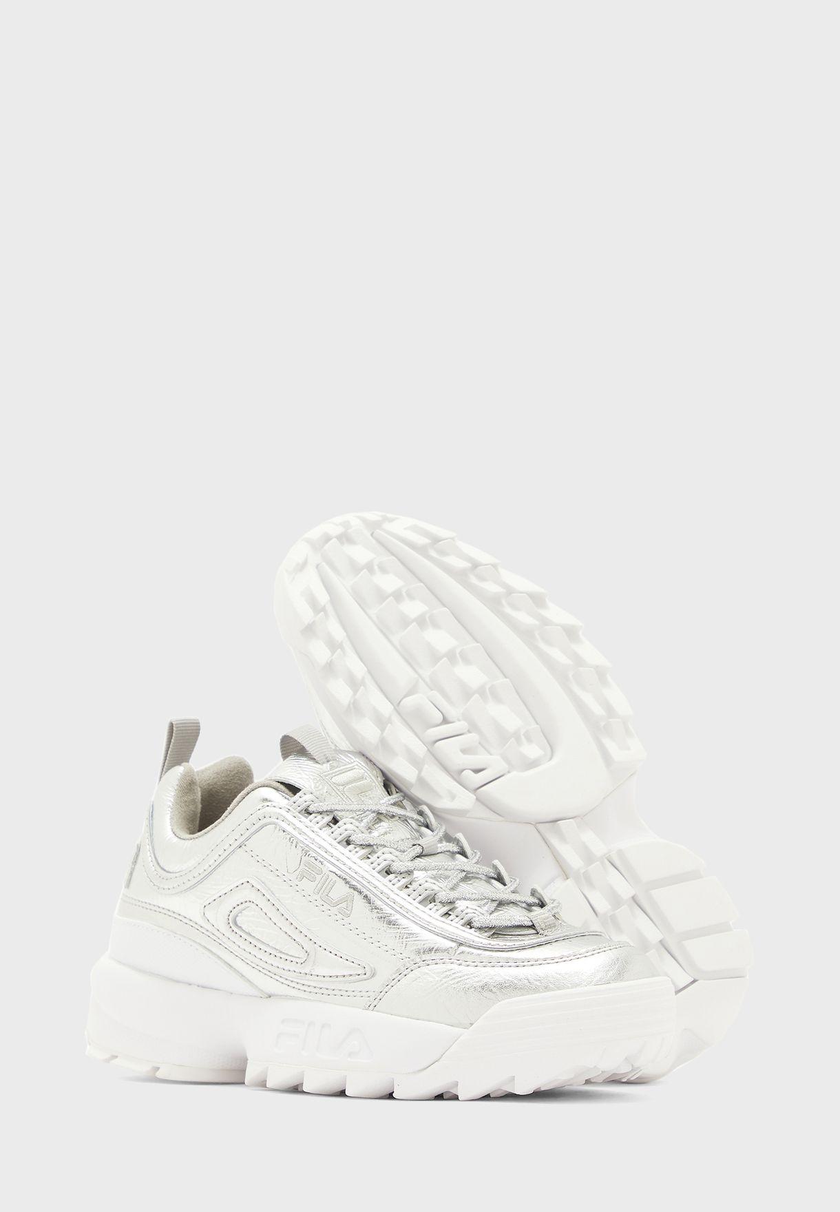 حذاء ديسربتر II كريسد ميتاليك
