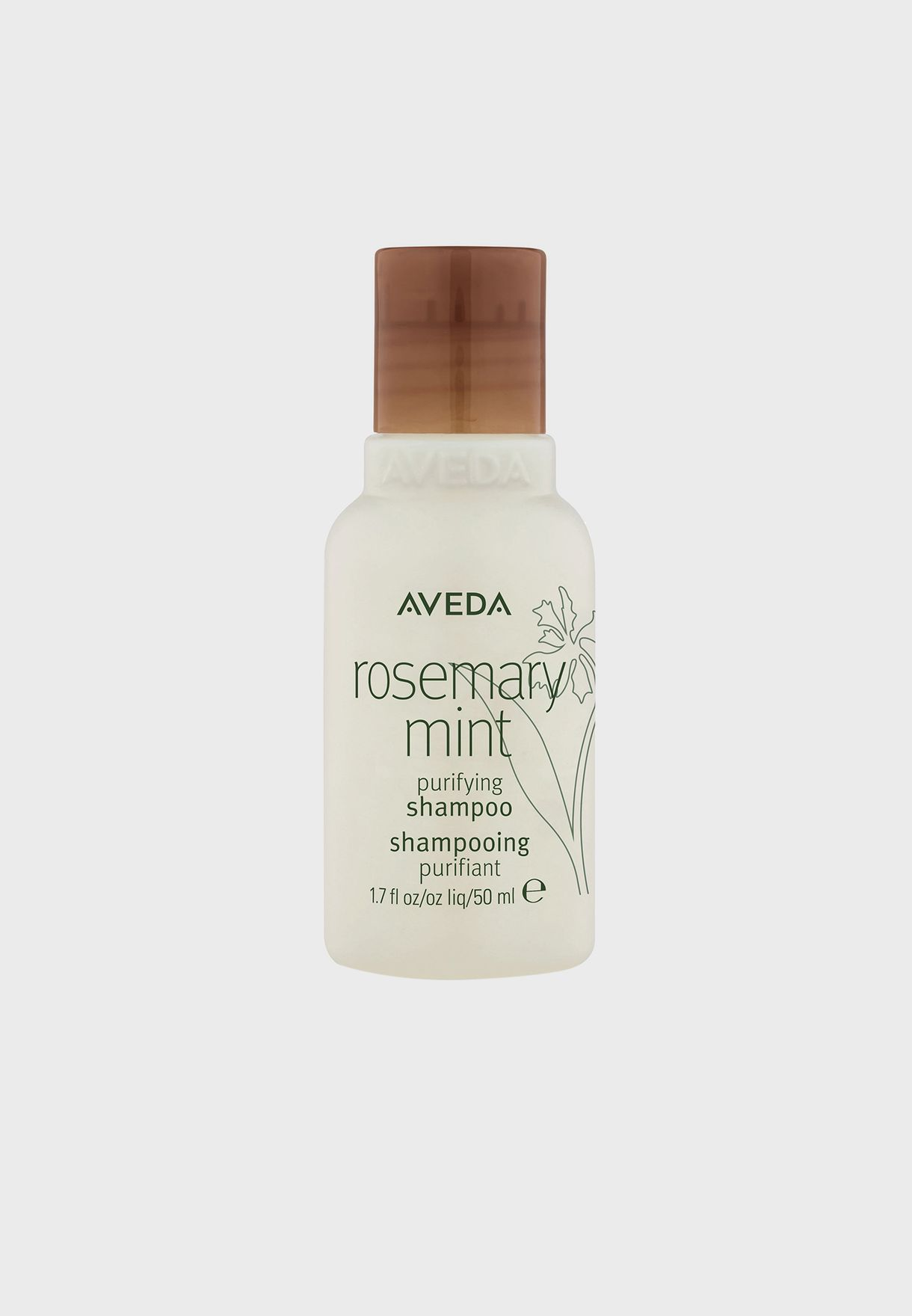 Rosemary mint Purifying Shampoo 50ml