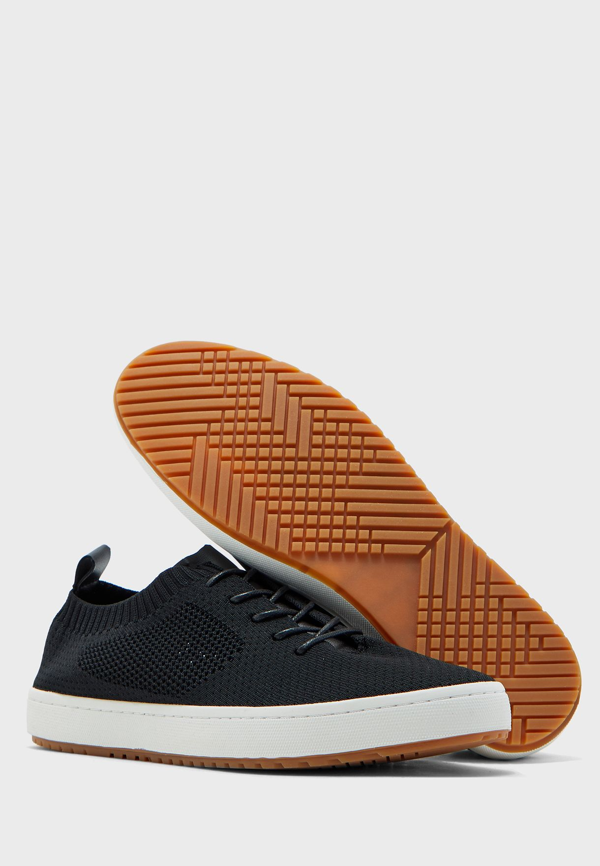 Comfort Knitted Sneakers