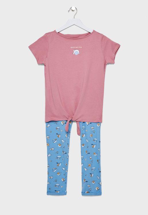 Teen Optimism Pyjama Sets