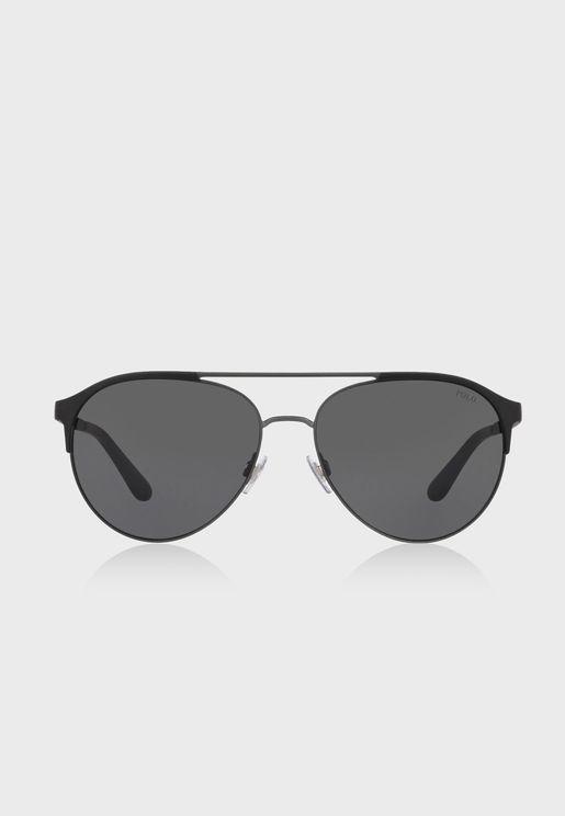 نظارة شمسية افياتور 0PH3123