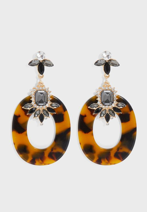 Elisabeth Drop Earrings