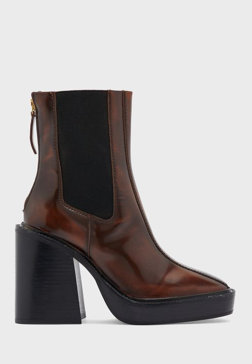 Hong Kong Ankle Boot