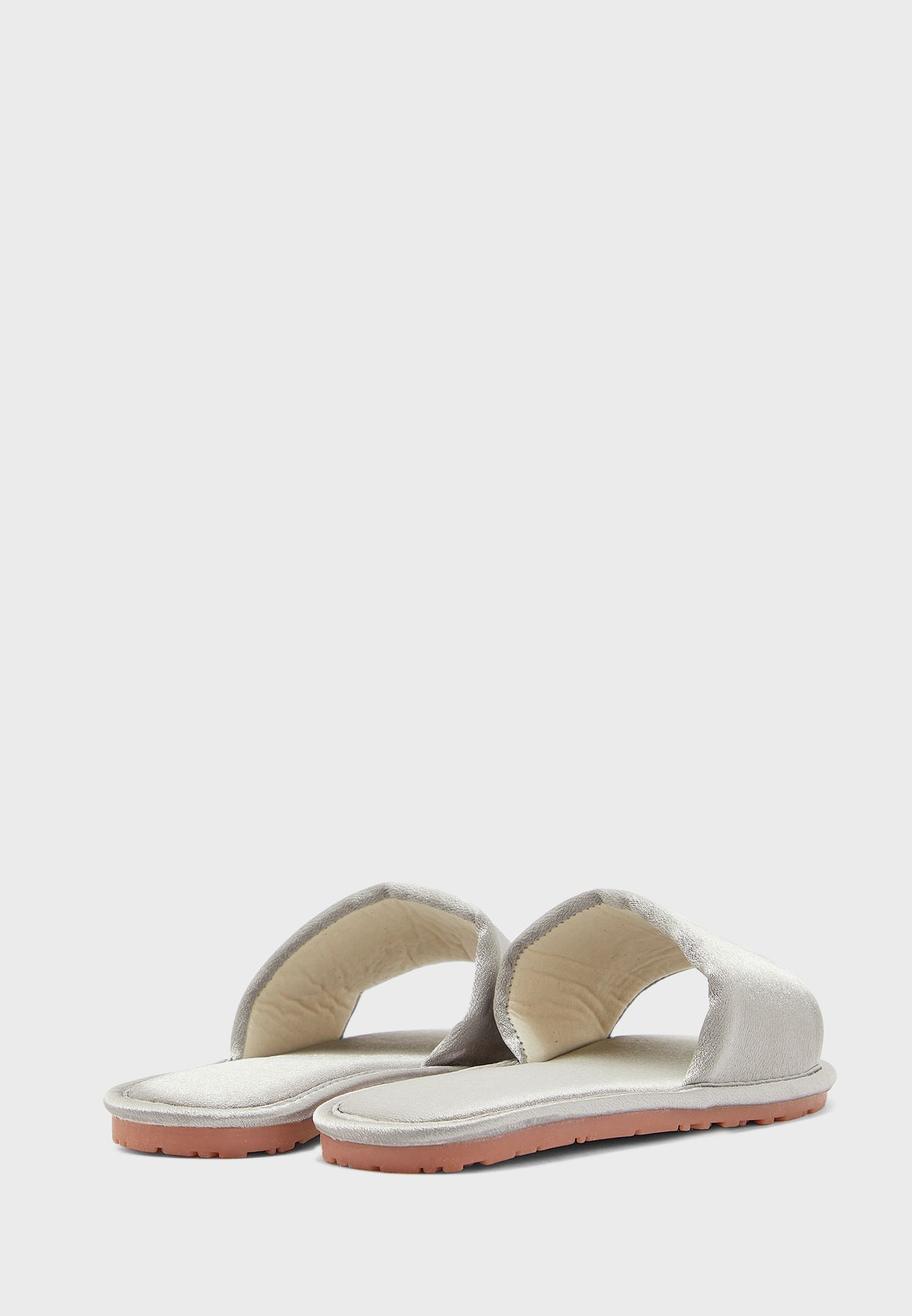 Satin Slippers