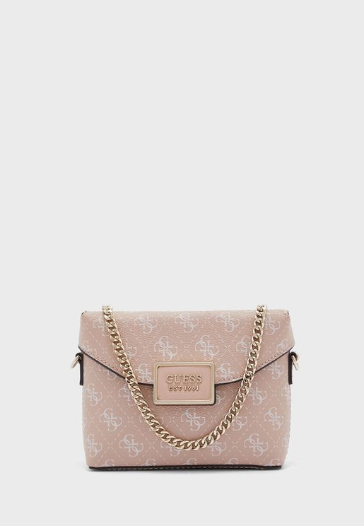 Tyren Convertible Belt Crossbody