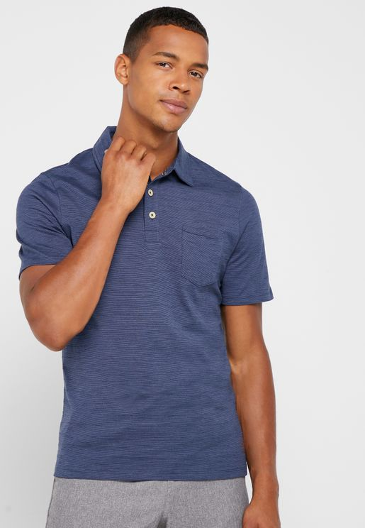 Kip Textured Polo