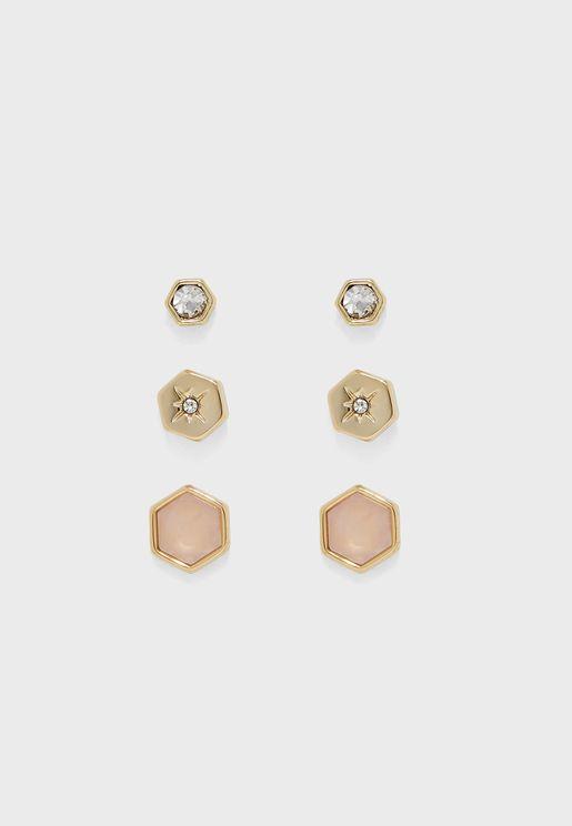 Multipack Muse Stud Earrings