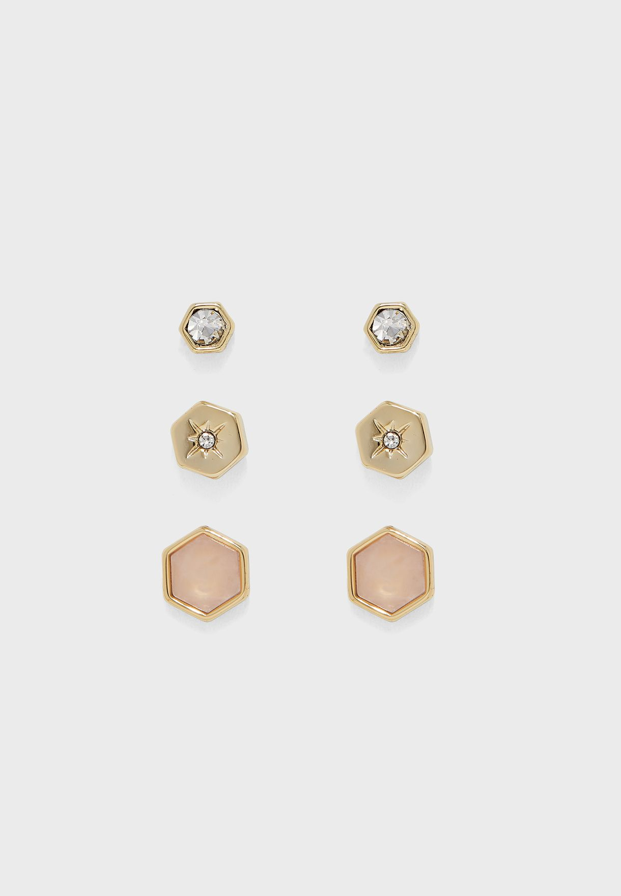 Multipack Muse Stud Earrings