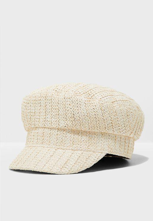 Capi Curved Peak Hat