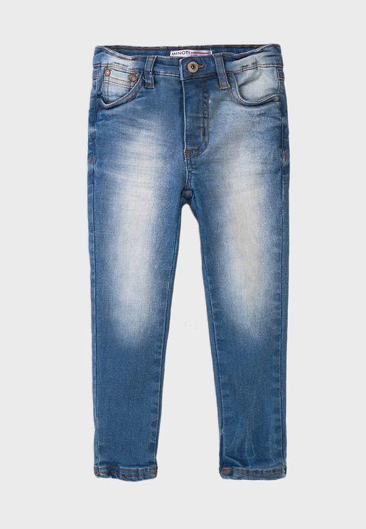 Kids Basic Skinny Jean
