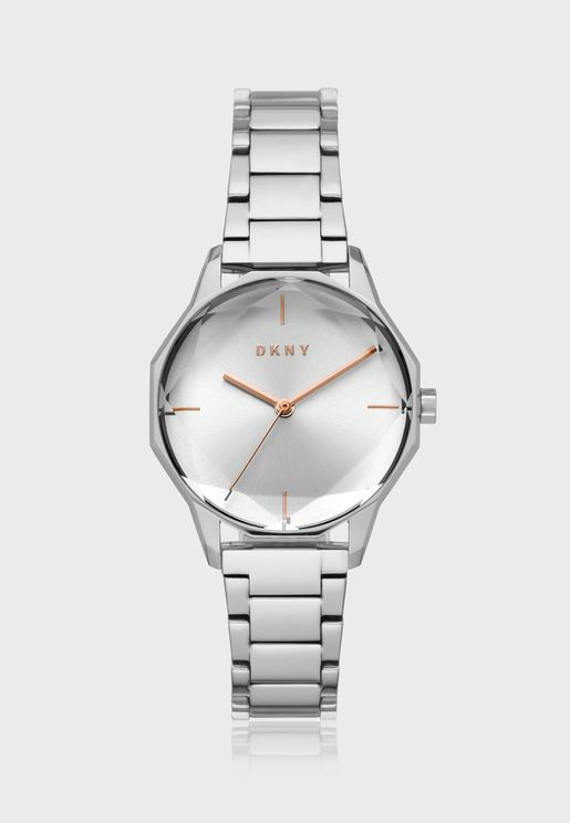 NY2793 Round Cityspire Dress Watch