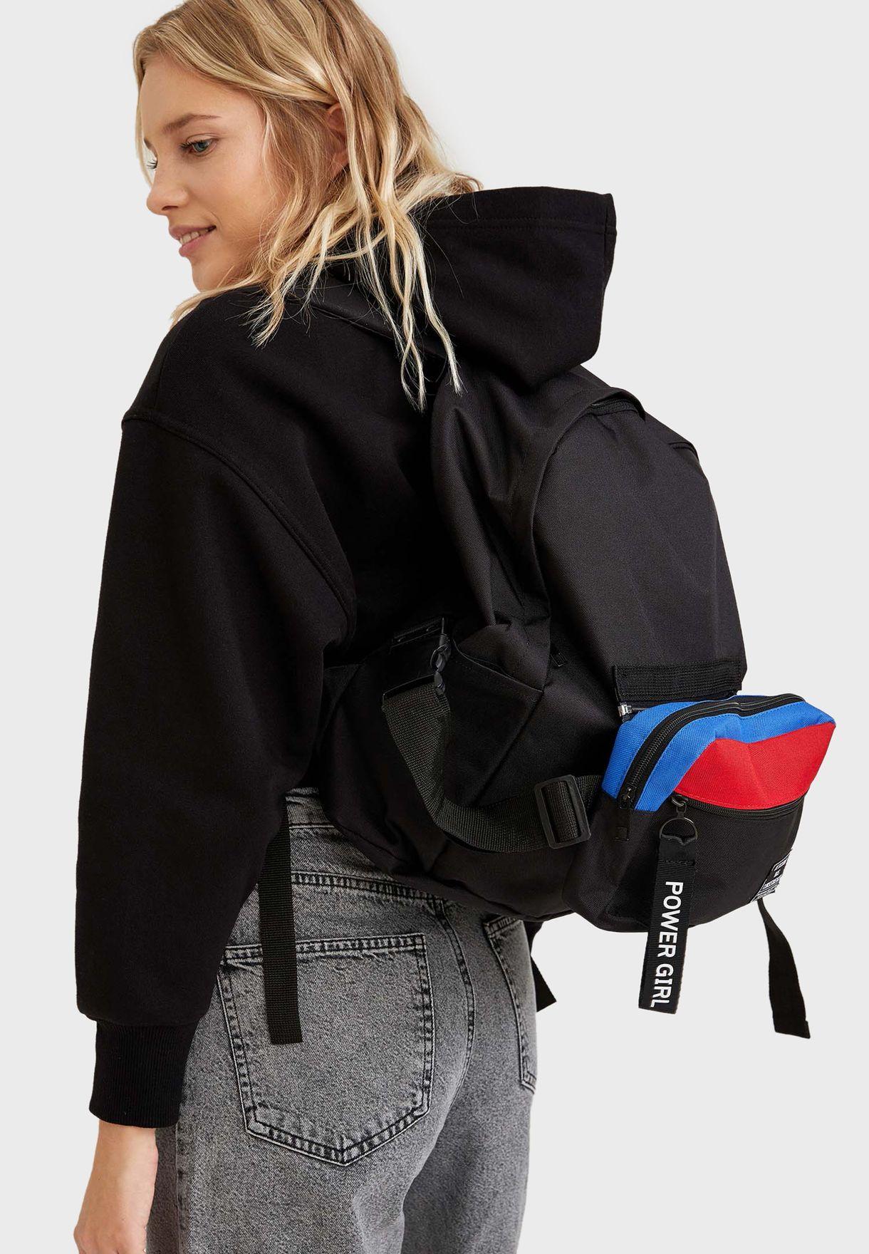 Detachable Backpack