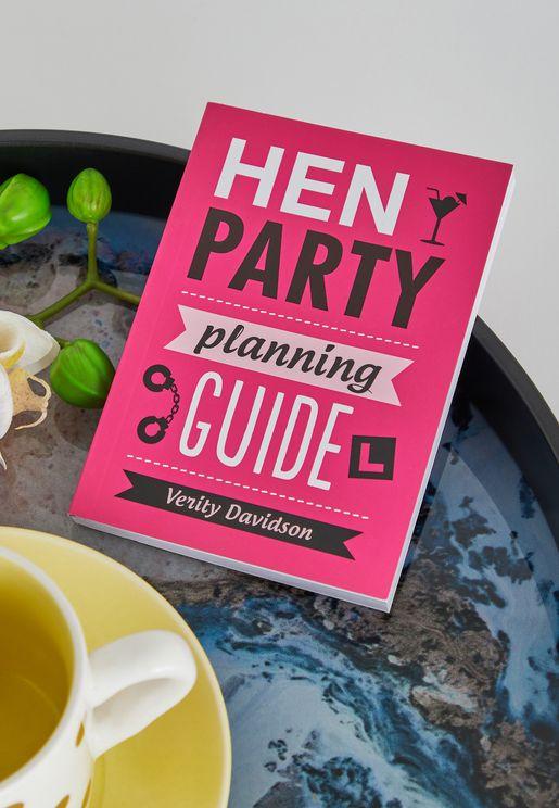 كتاب Hen Party Planning Guide