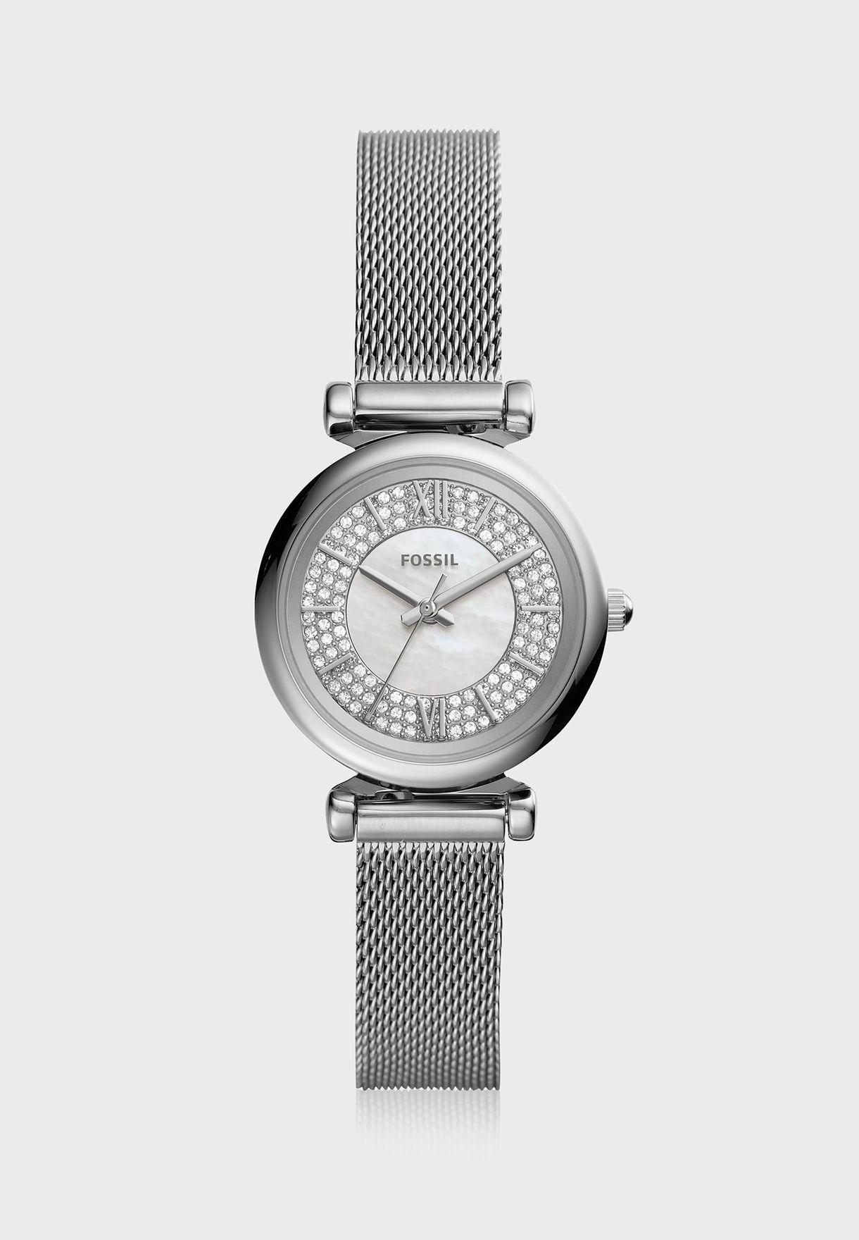 ES4837 Carlie Mini Analog Watch
