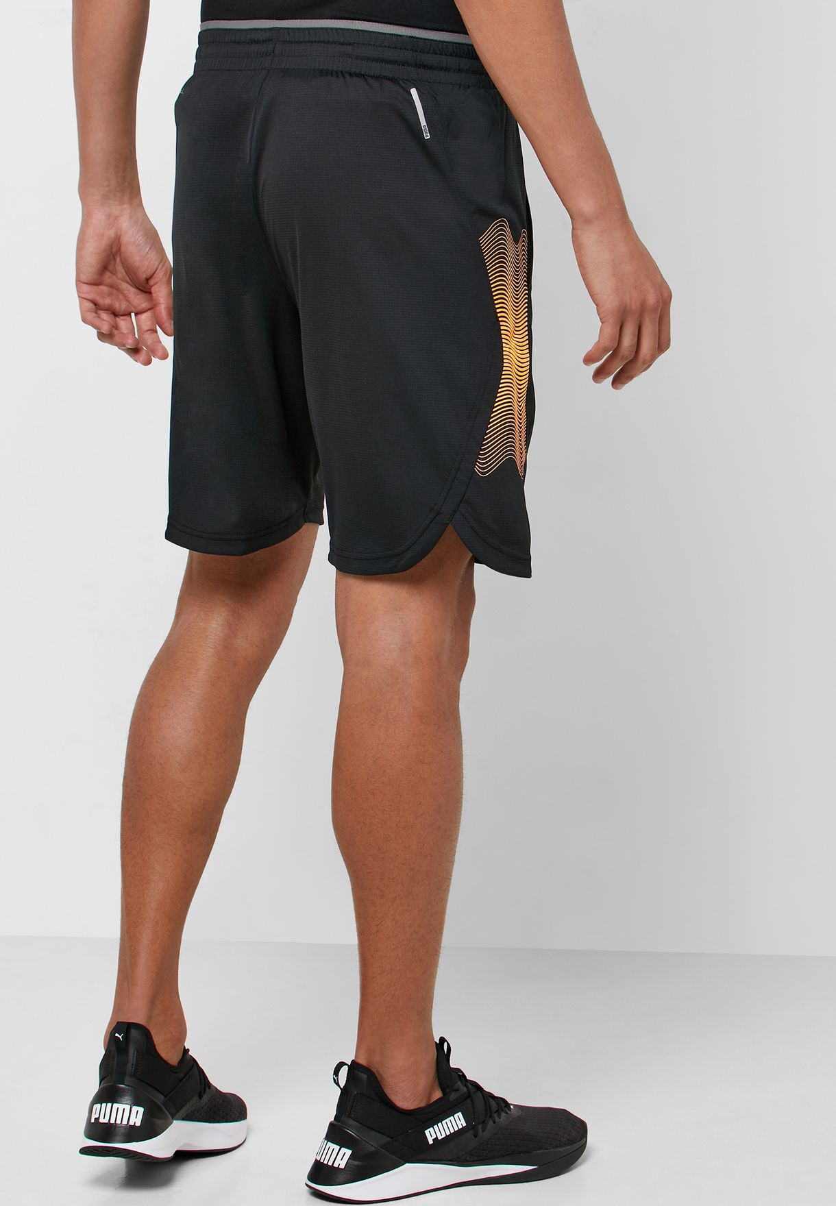 Collective Graphic Shorts