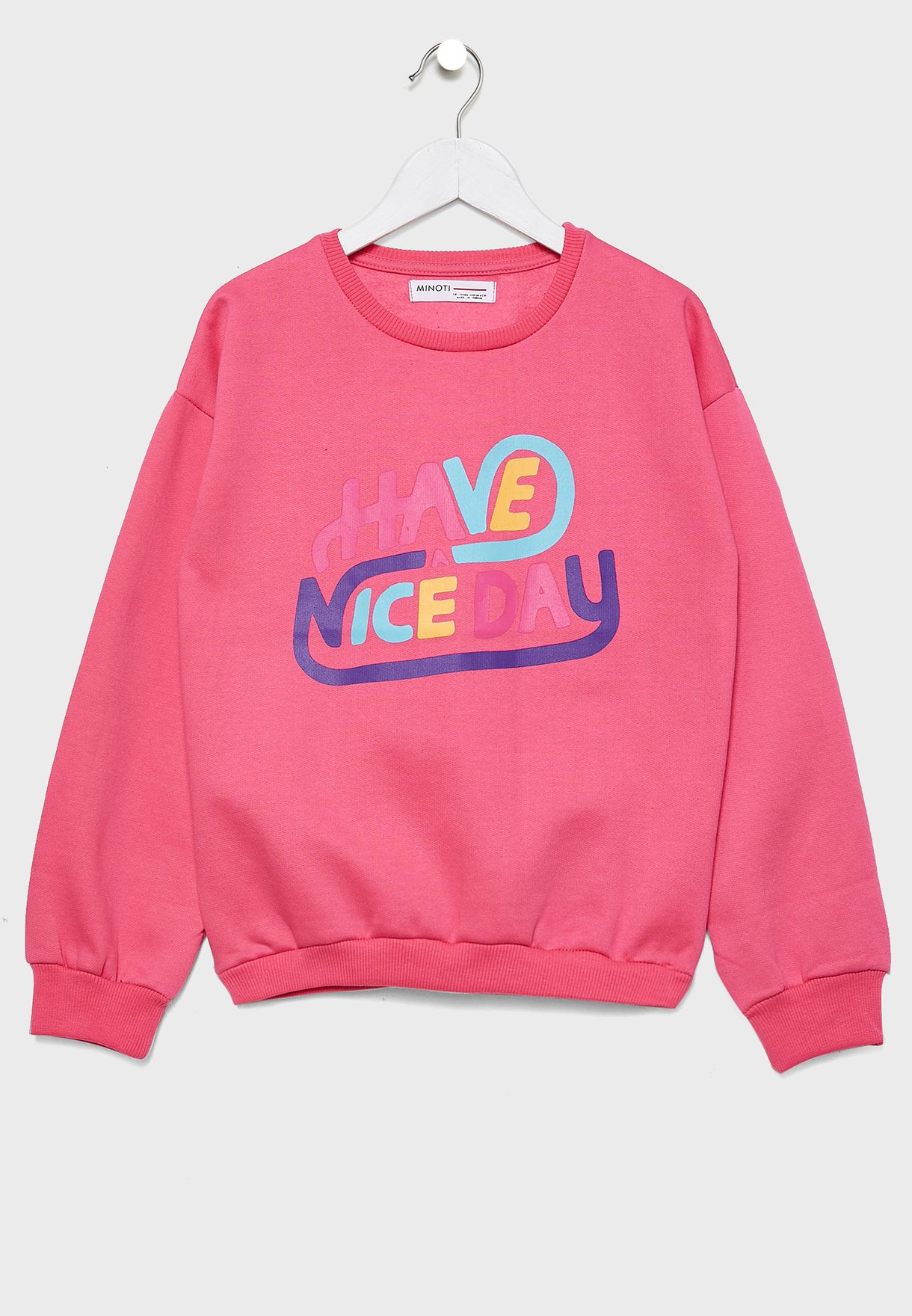 Teen Nice Day Sweatshirt