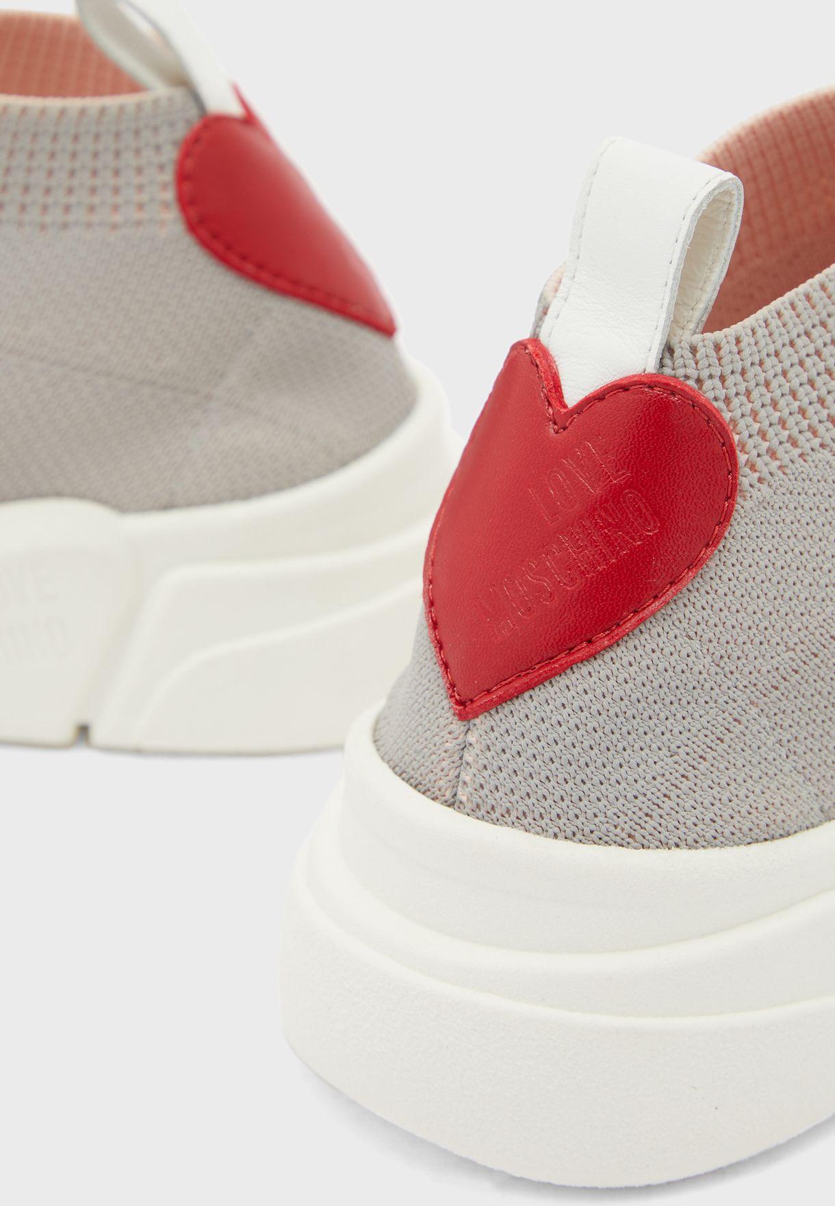 حذاء كاجوال بنمط متدرج