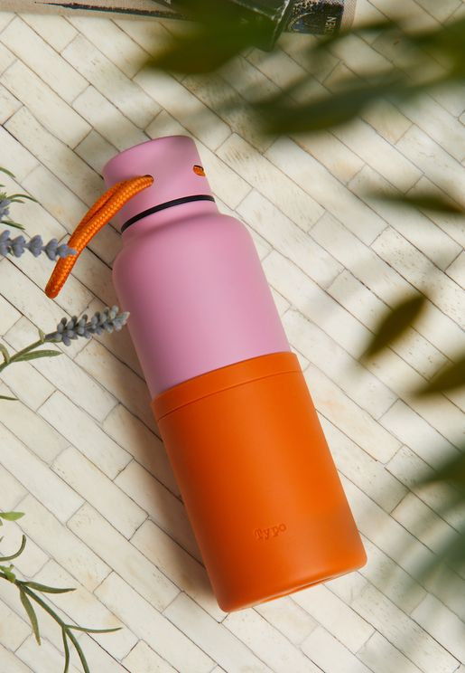 The Loop Metal Drink Bottle