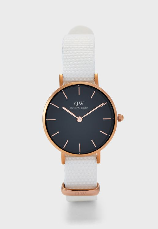 Petite Dover Analog Watch