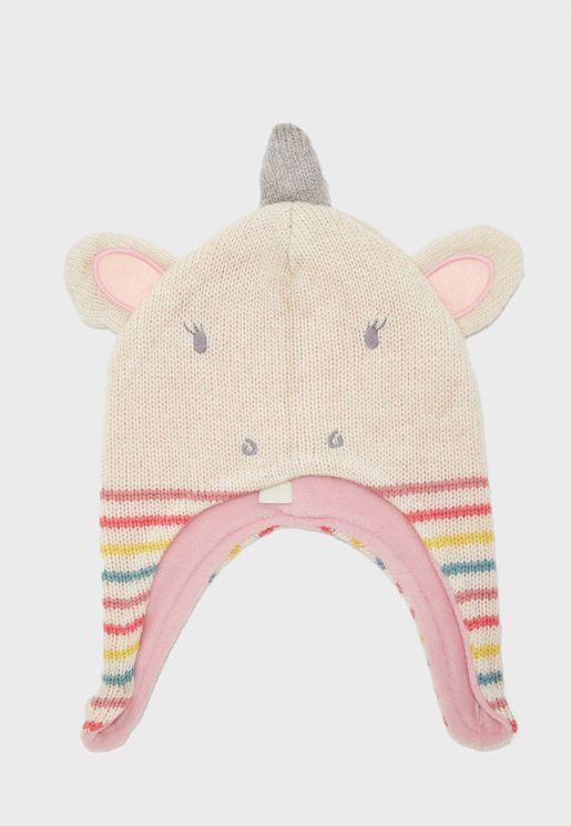 Kids Unicorn Hat