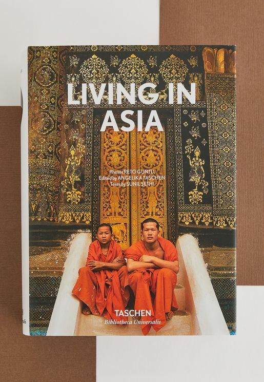 """كتاب """"المعيشة في آسيا"""""""