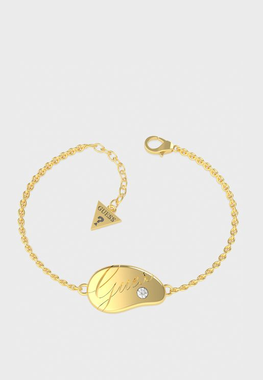 Charm Crystal Bracelet