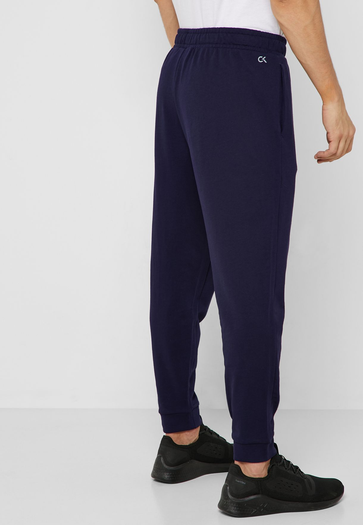 Knit Cuffed Sweatpants