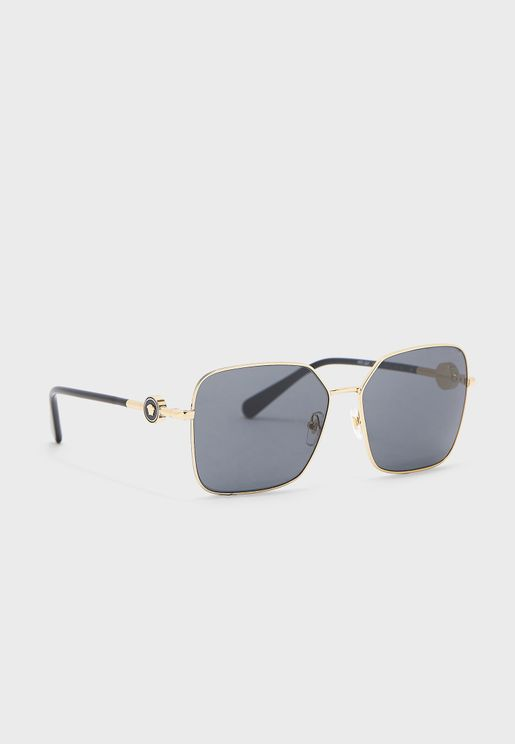 0VE2227 Oversized Sunglasses
