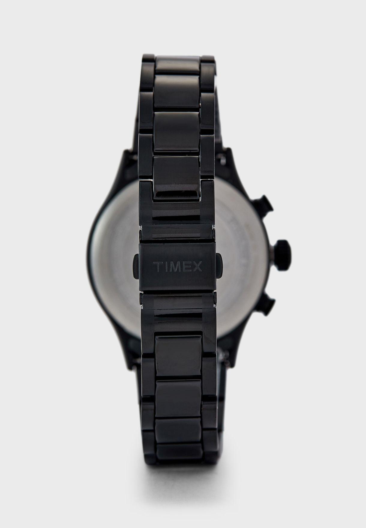 Waterbury Analog Watch