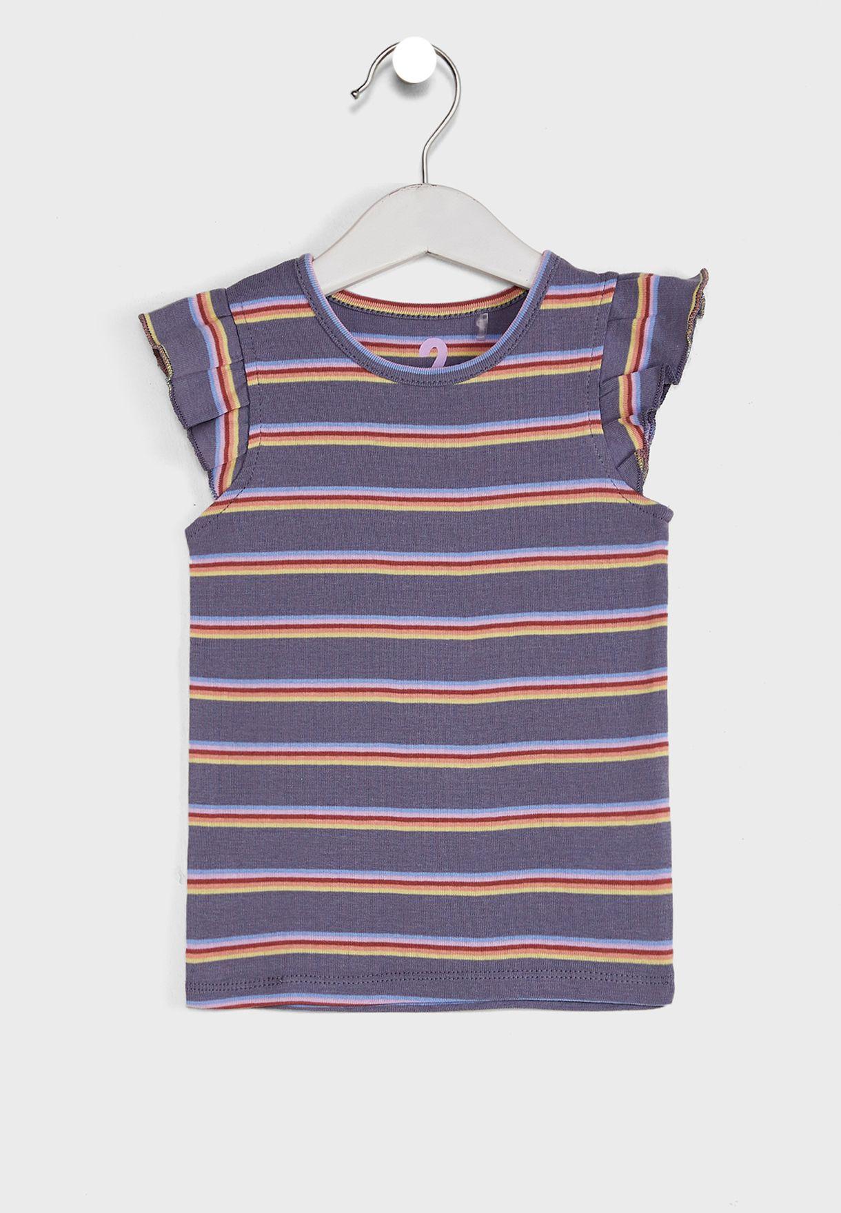 3 Pack Kids Printed T-Shirt