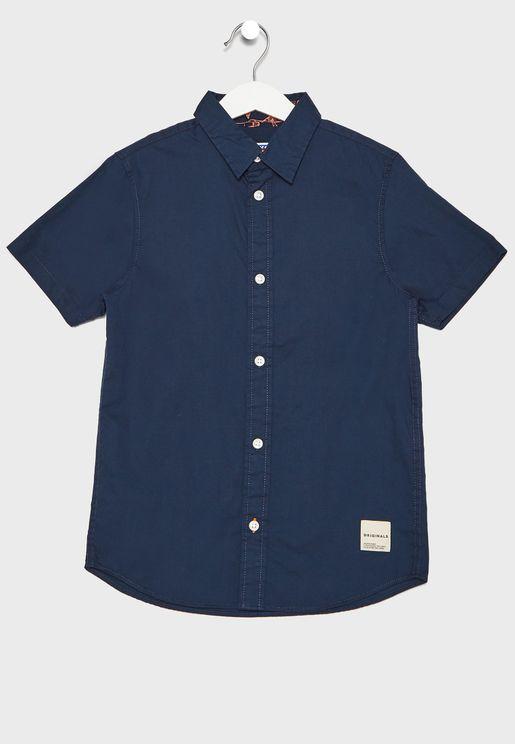 Aop Casual Shirt