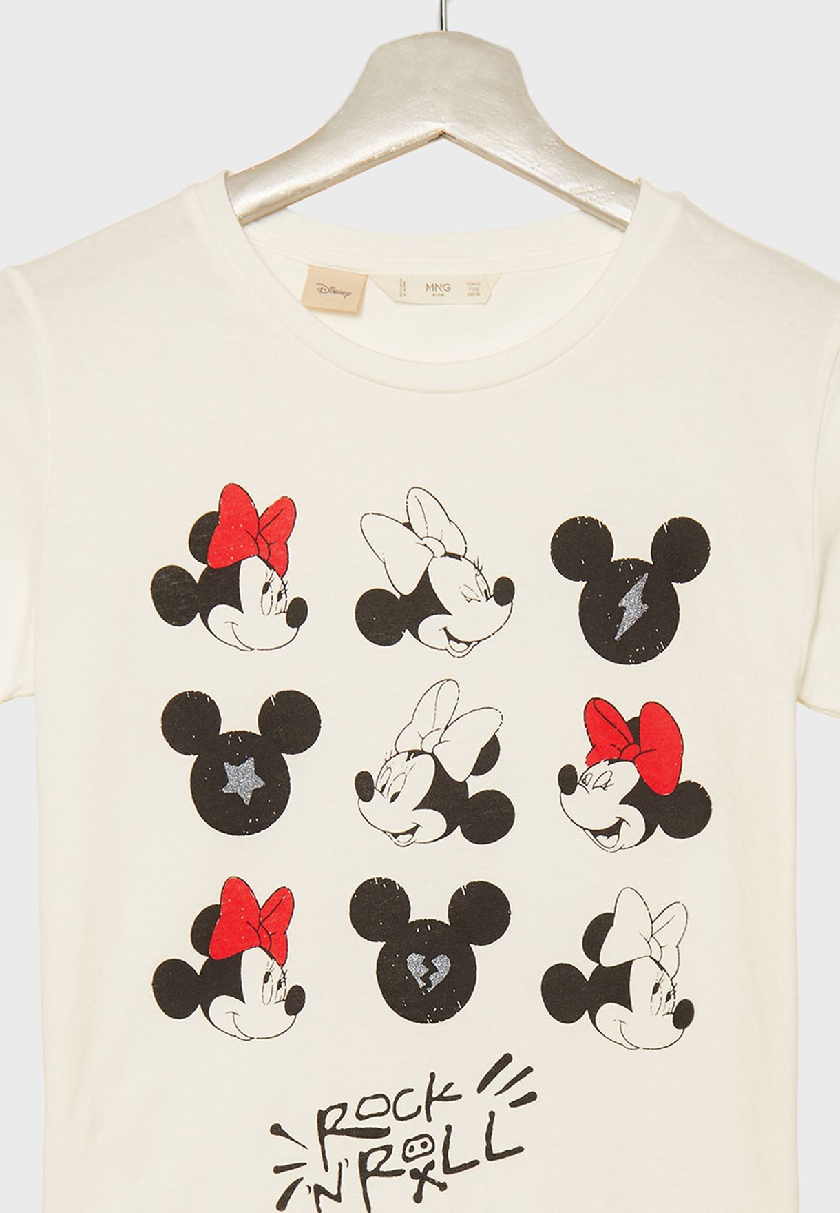 Kids Minnie Mouse T-Shirt