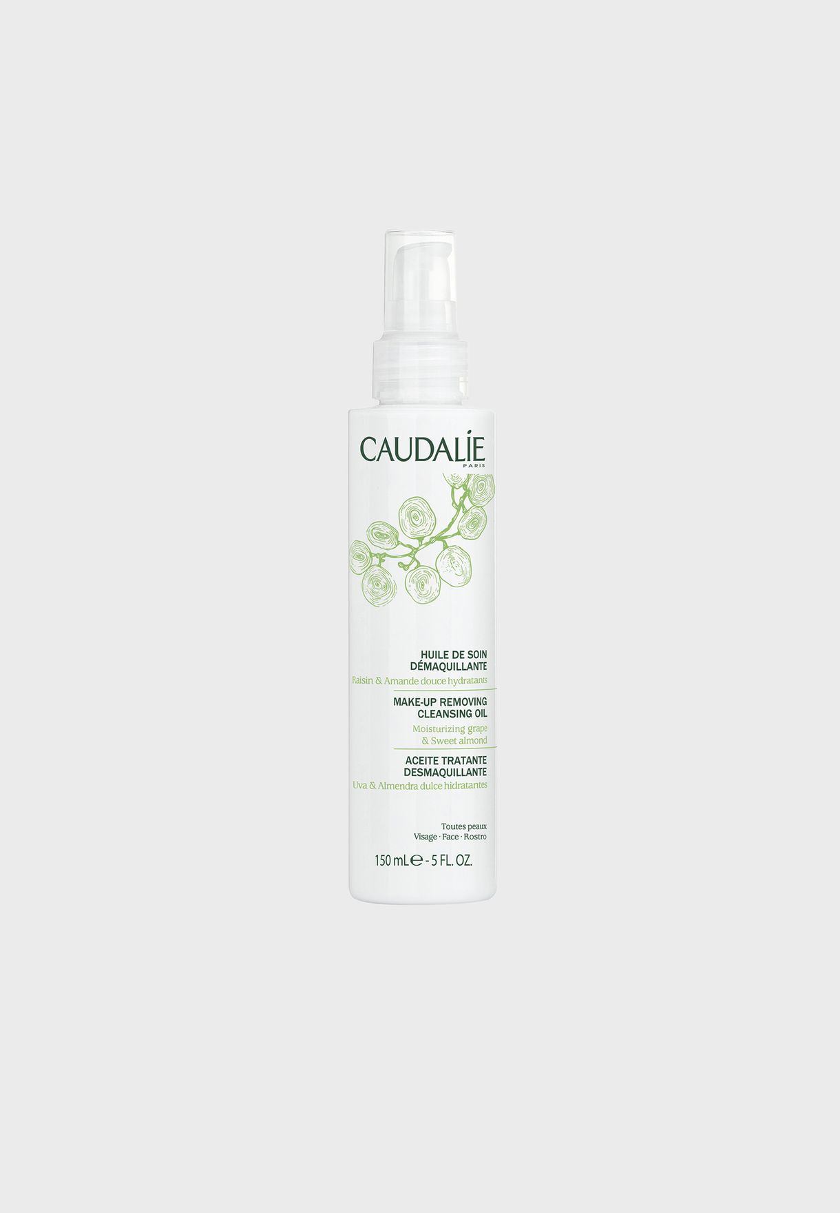 Make Up Removing Cleansing Oil