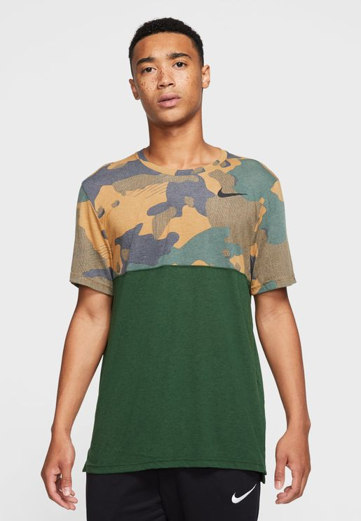 Dri-Fit Camo T-Shirt