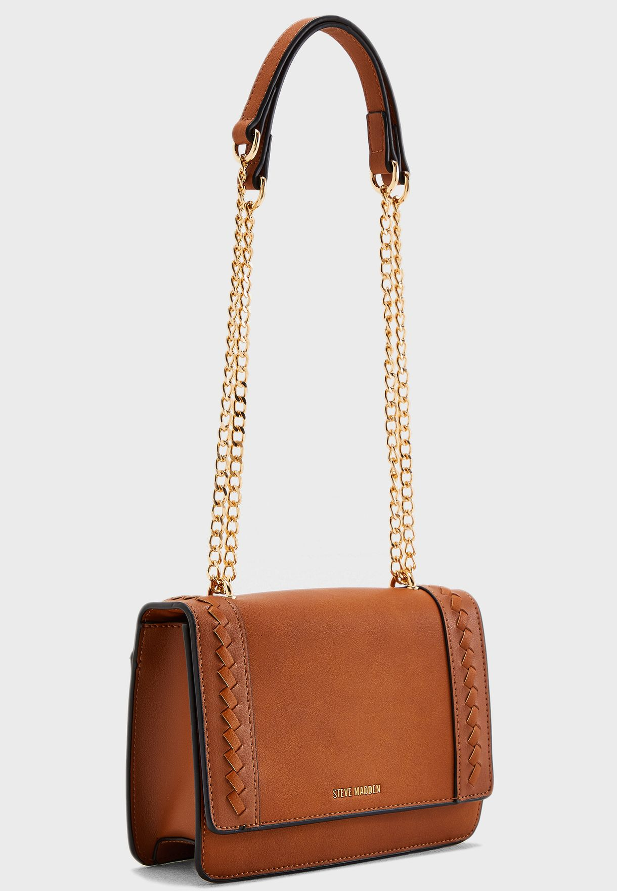 Oxygen Cutout Flap Over Crossbody