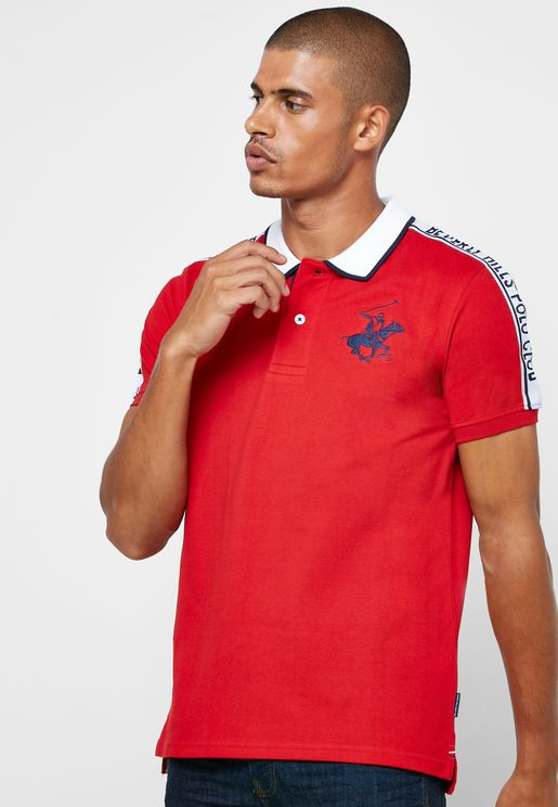 Shoulders Above The Clouds Polo