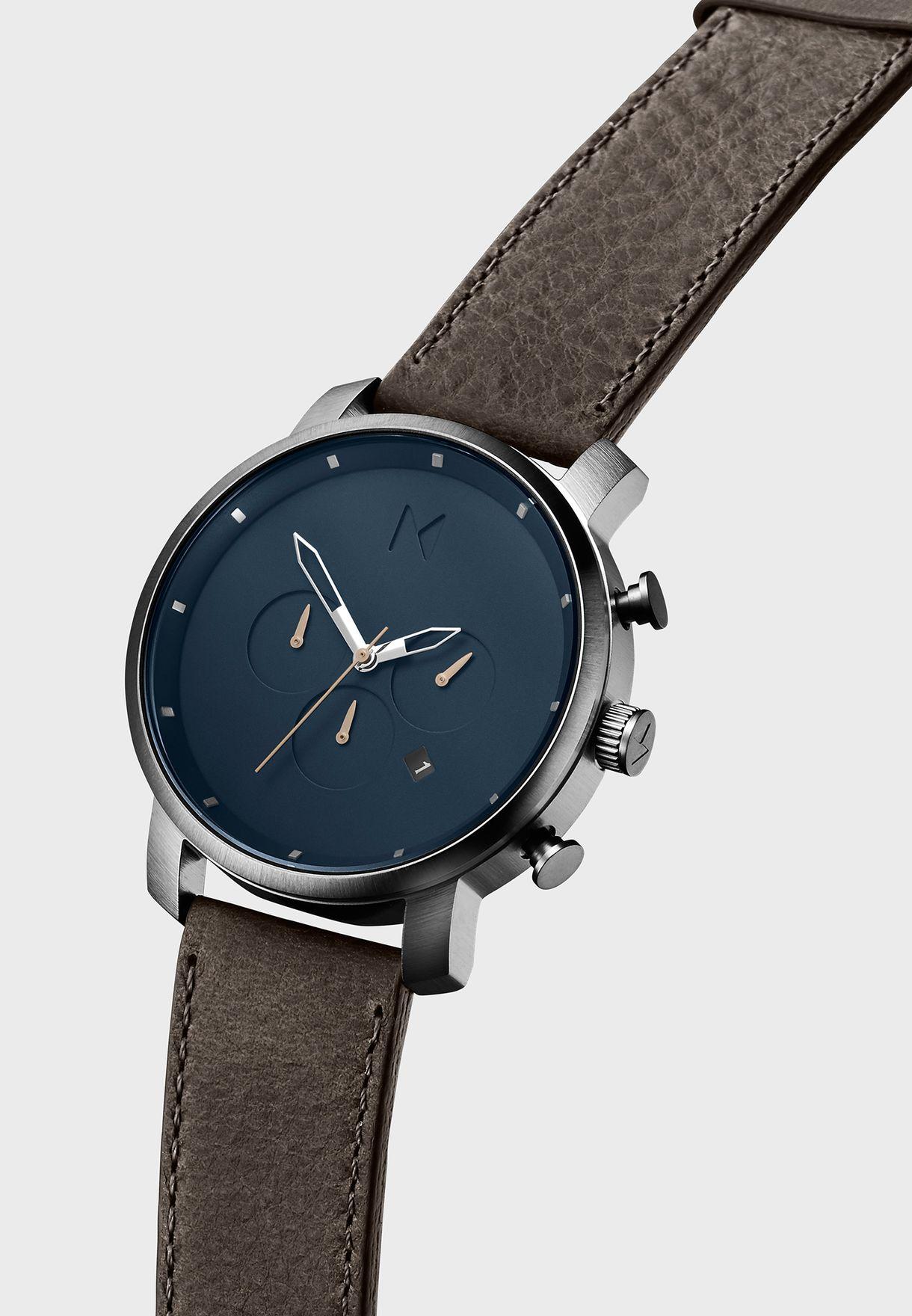 MC01-SGR Chronograph Analog Watch