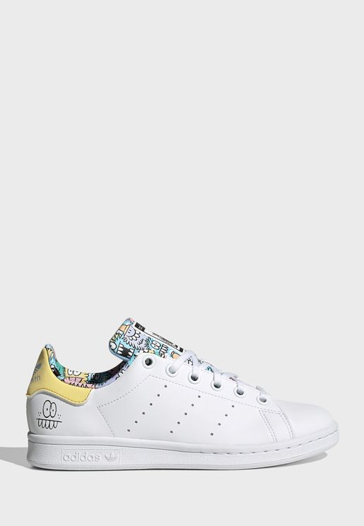 حذاء يوث ستان سميث