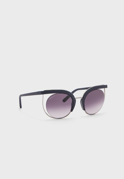 Sf909S Cat Eye Sunglasses