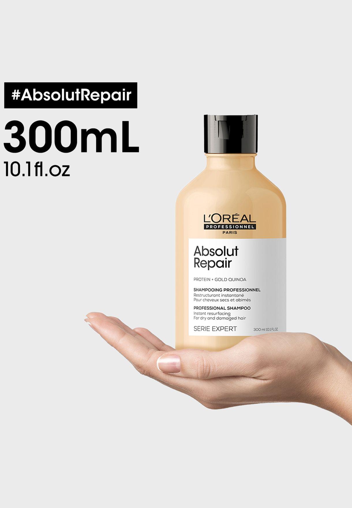 Serie Expert Absolute Repair Shampoo