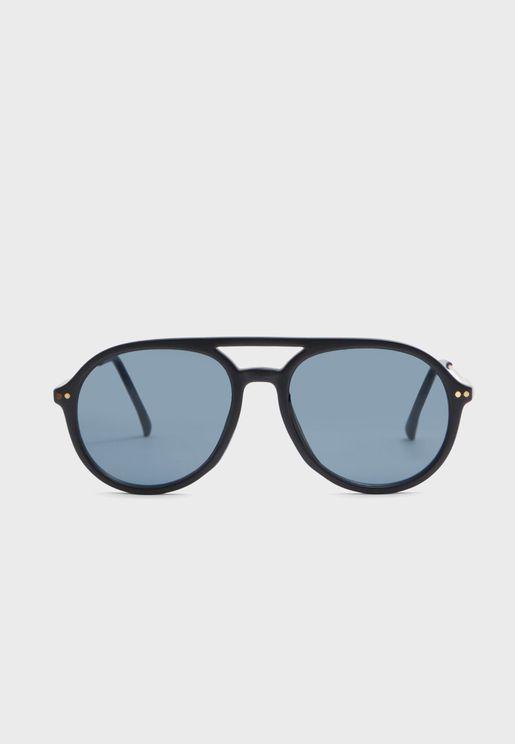 Gabourey Aviator Sunglasses