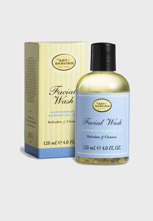 Facial Wash-Peppermint