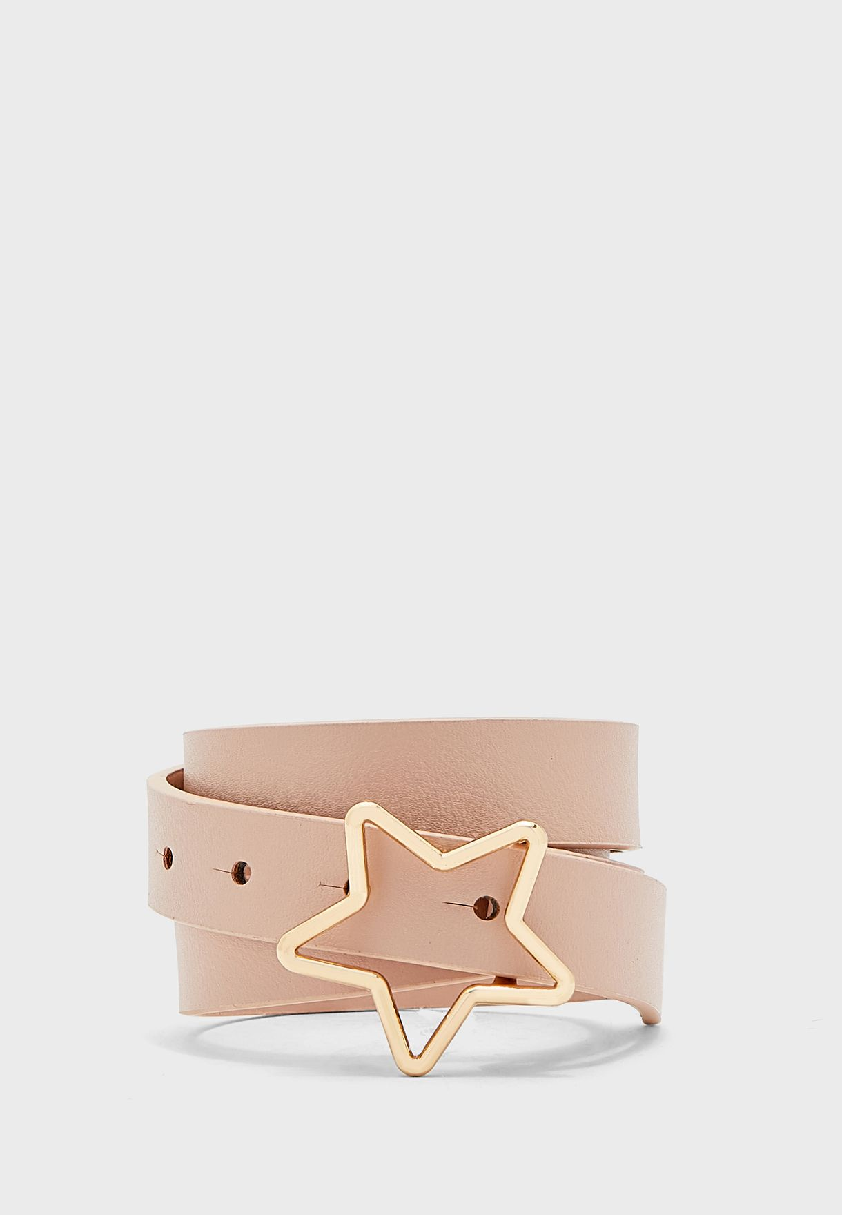 Kids Star Buckle Belt